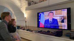 L'allocution de Macron regardée par 32,7 millions de