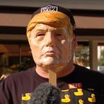 Masked Voters Tell Trump-Supporting Family And Friends How They Really Feel On