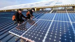 D'où vient la technologie photovoltaïque