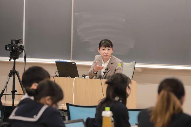 積水化学工業株式会社ESG経営推進部の三浦仁美さん