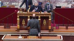 Ce moment où l'Assemblée apprend l'attaque de Nice et rend hommage aux