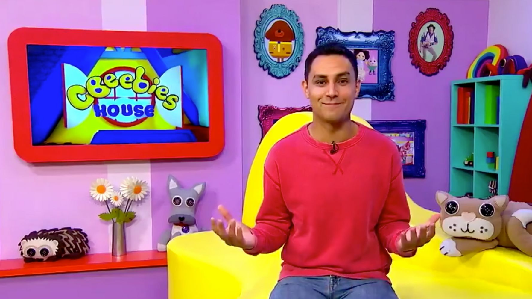 Why Ben Cajee Is The CBeebies Presenter We All Need In 2020