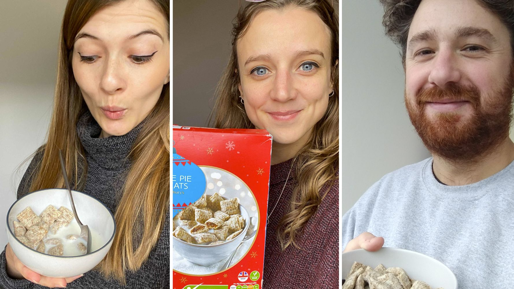 PSA: Mince Pie Cereal Is Here For Christmas – We Put It To The Test
