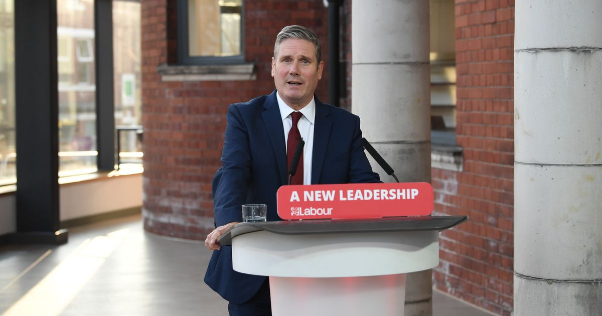 Keir Starmer Says EHRC Anti-Semitism Verdict Marks 'Day Of Shame' For Labour