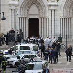 Une attaque terroriste au couteau fait trois morts dans une église à