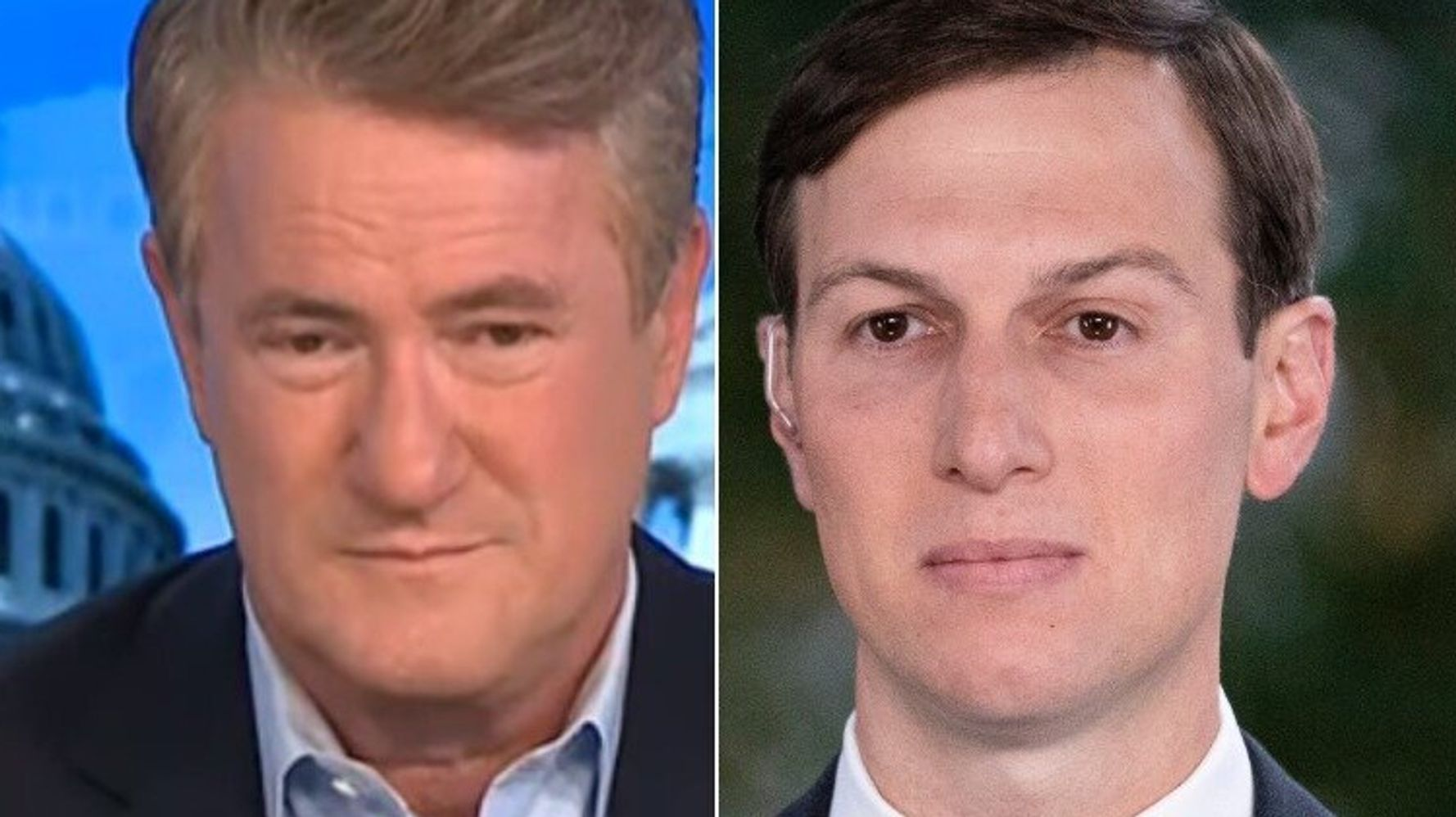 Joe Scarborough Spots 'Perry Mason' Moment Of The Trump-Kushner COVID-19 Debacle