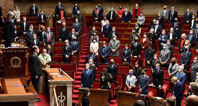 Le Premier ministre Jean Castex a annoncé devant l'Assemblée nationale que le plan vigipirate...