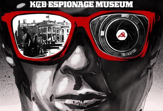 Το παράξενο Μουσείο με την συλλογή της KGB: Το κραγιόν - όπλο και η ομπρέλα με το