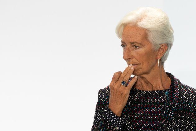 Christine Lagarde prepara la manovra di