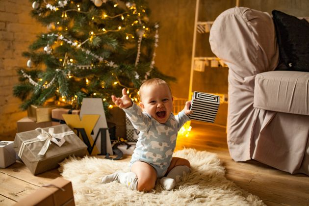 15 Gifts For Babies That They'll Love More Than Wrapping Paper