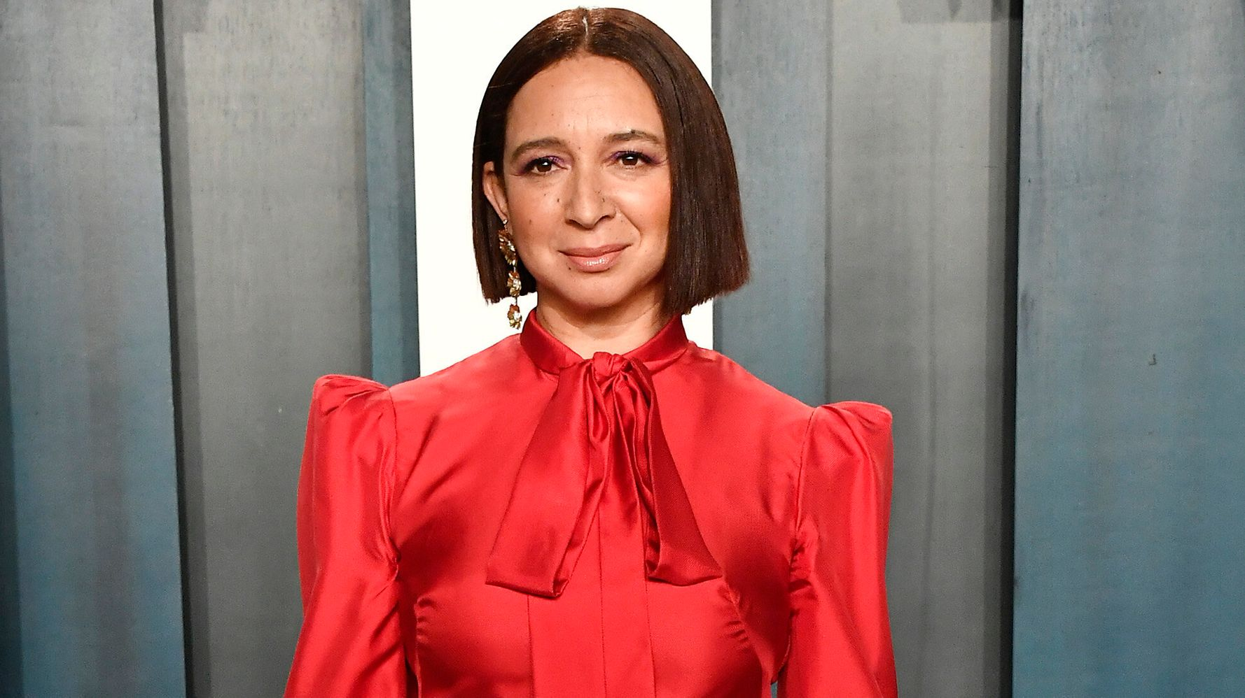 Maya Rudolph On Her 'SNL' Kamala Harris Impression: I Love 'Being Aligned With Her'