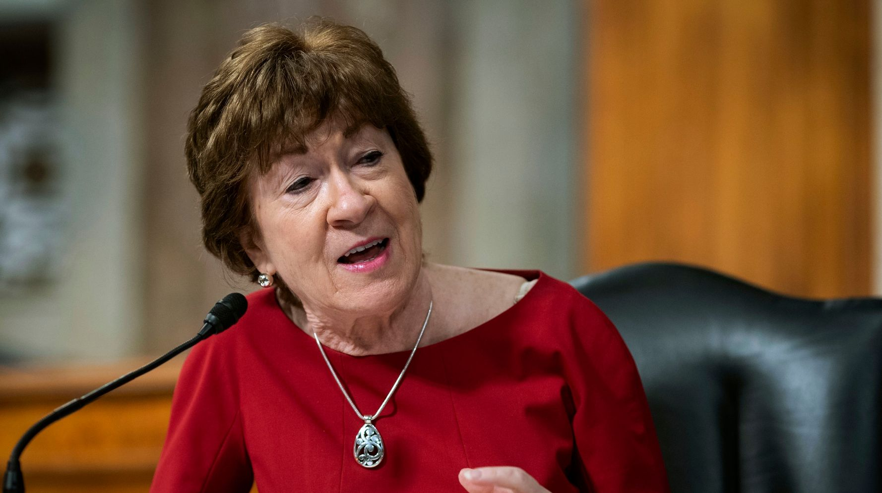 Activists Bash Susan Collins For Claiming Systemic Racism Isn't A Problem In Maine