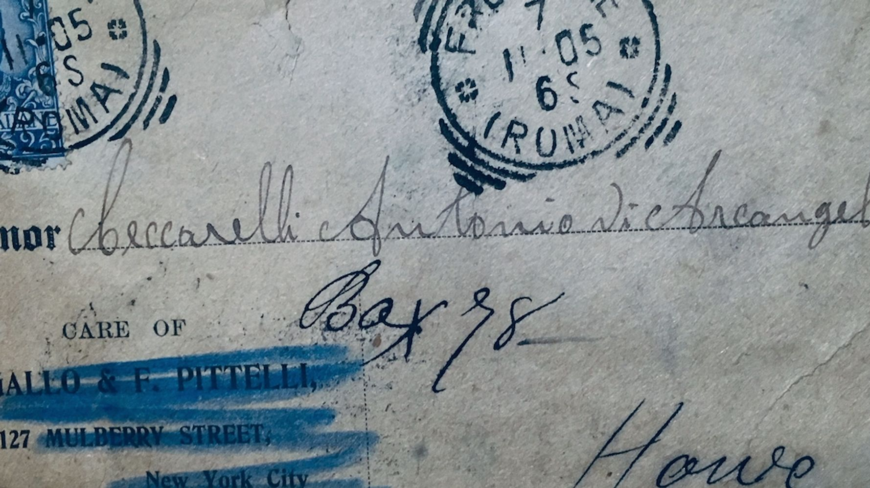I Tried To Deliver Century-Old Mail To Its Rightful Owners. It Took Me 2 Years.