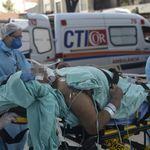 Casos semanais de covid-19 aumentam no Brasil após 4 semanas de