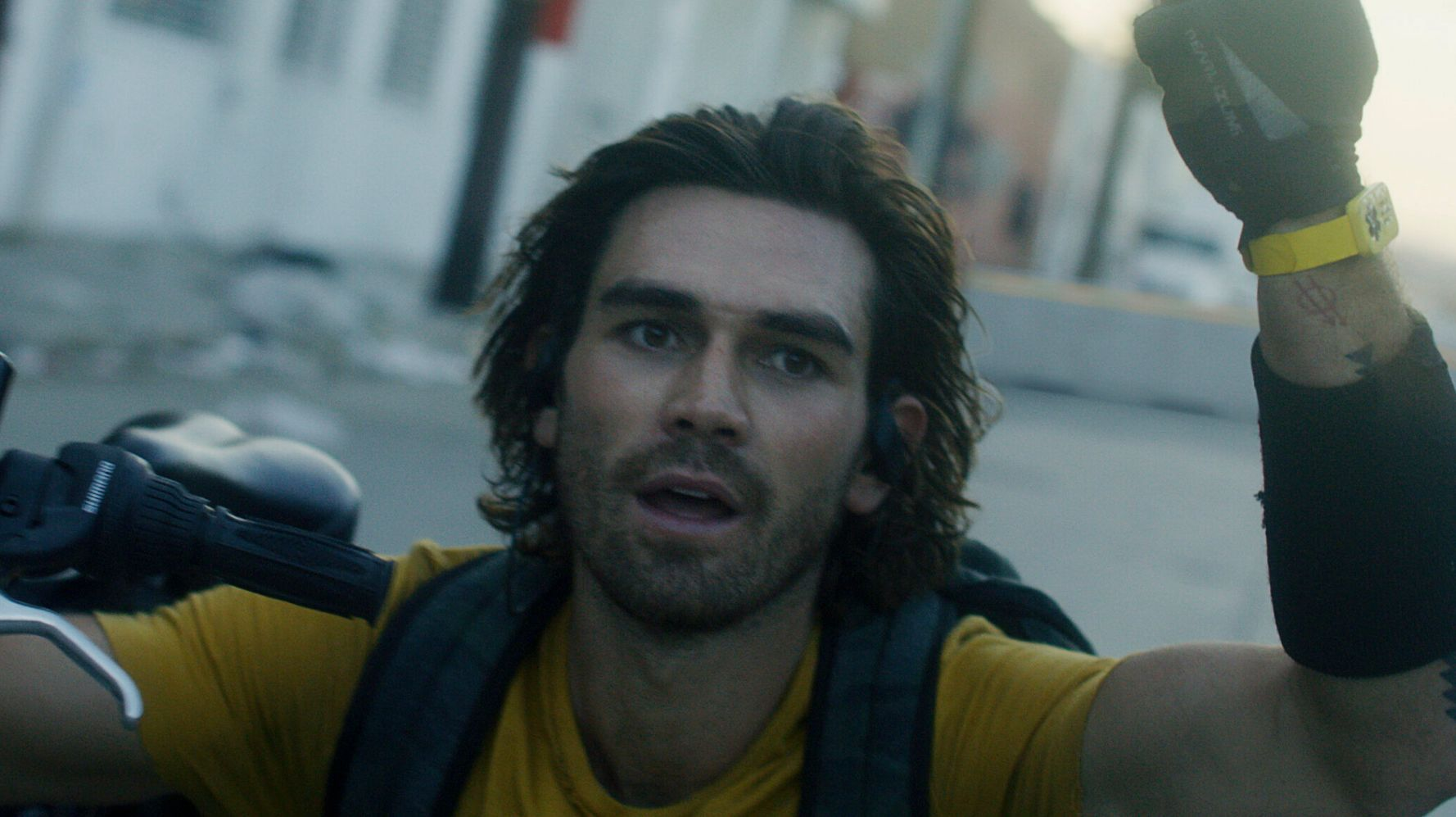 The Trailer For Michael Bay's COVID-19 Movie Is Here, And People Have Thoughts