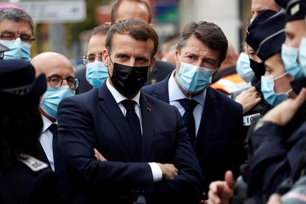 29 Οκτωβρίου 2020. Ο Γάλλος...