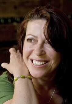 La autora, Pilar Sánchez