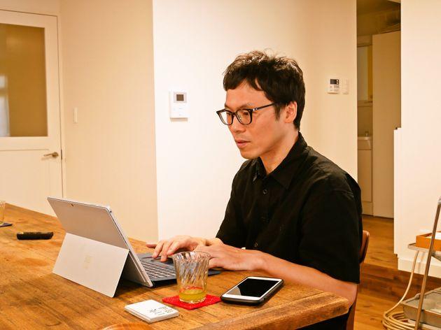 「できるだけ広告を少なくして、写真と文章がスッと目に入ってくるように」というのが、冨田さんの考える基本的な白ごはん.comのデザインイメージ