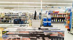 Avant la présidentielle US, Walmart retire les armes à feu de ses