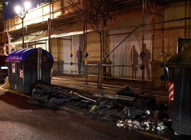 Seis personas han sido detenidas esta noche durante los enfrentamientos con la Ertzaintza protagonizados...