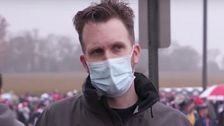 Jordan Klepper Asks Trump Supporters To Explain Biden Conspiracy Theory And... Wow