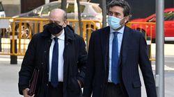 Fernández Díaz llega a la Audiencia Nacional para declarar sobre su papel en la 'operación