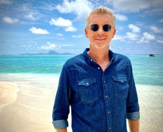 Denis Brogniart sur le prochain tournage de Koh-Lanta en Polynésie