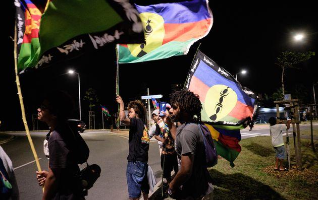 Les discussions entre loyalistes et indépendantistes ont repris en Nouvelle-Calédonie (Photo...