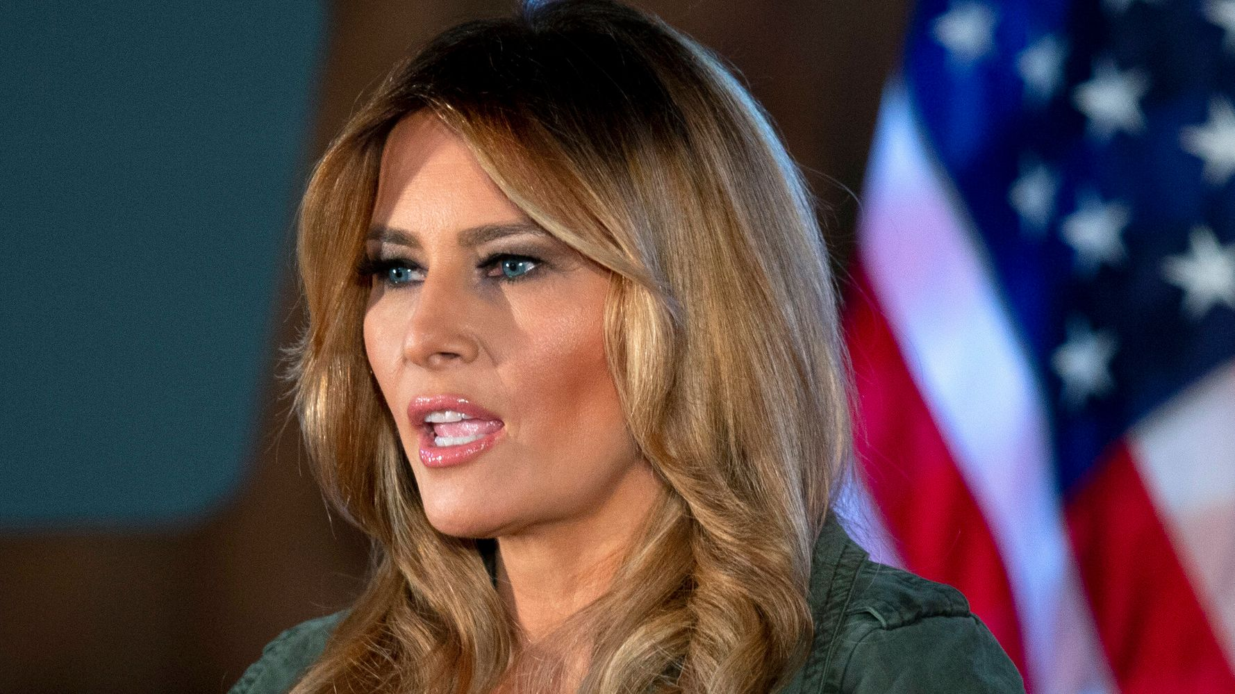 People Say Melania Trump's Speech Against 'Hate' Should Come With A Laugh Track