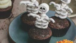 Siete recetas fáciles y divertidas para preparar en Halloween con
