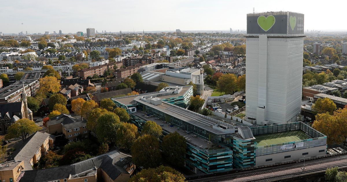 Opinion: The Tories Don't Care About Grenfell Survivors Like Me