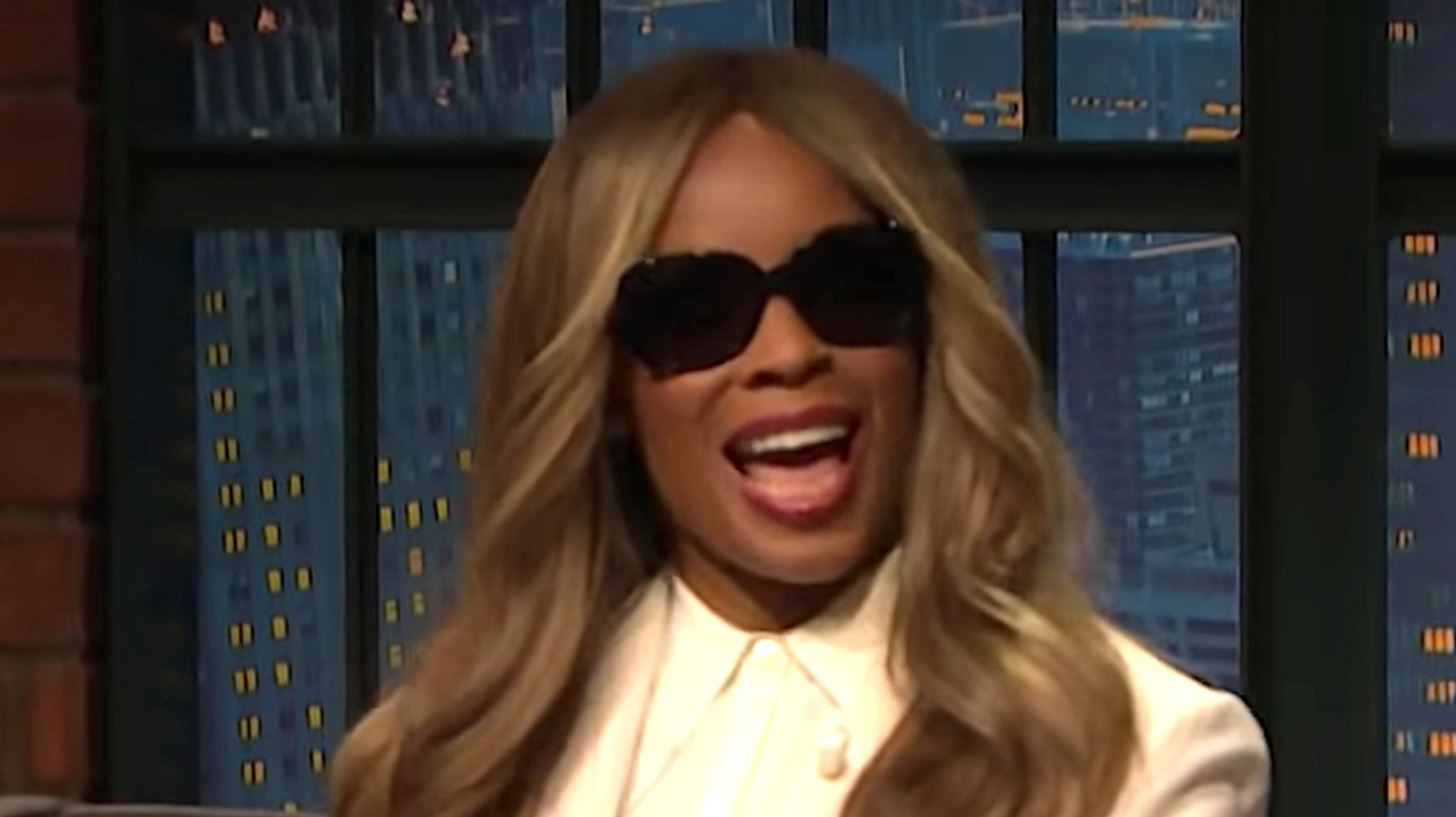 There's A New Fake Melania Trump In Town On 'Late Night With Seth Meyers'