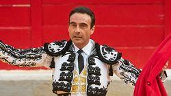 Enrique Ponce, operado de