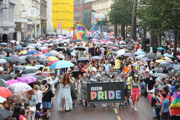 BBC Insists Staff Can Attend Pride Marches If They 'Don't Get Involved In Anything