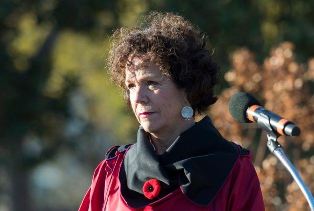 La mairesse de Côte-des-Neiges – Notre-Dame-de-Grâce, Sue Montgomery (Photo