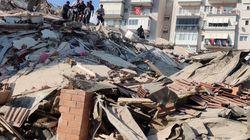Terremoto 6.6 nel mar Egeo, crollano edifici a