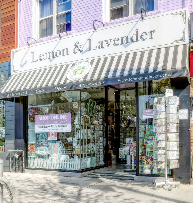 Lemon & Lavender