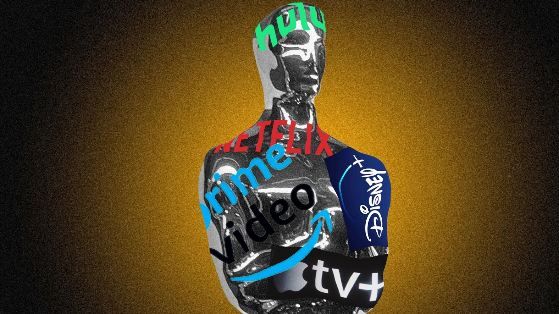 Streaming Services' Takeover Of Awards Season Is Complete