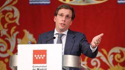 El alcalde de Madrid anima a