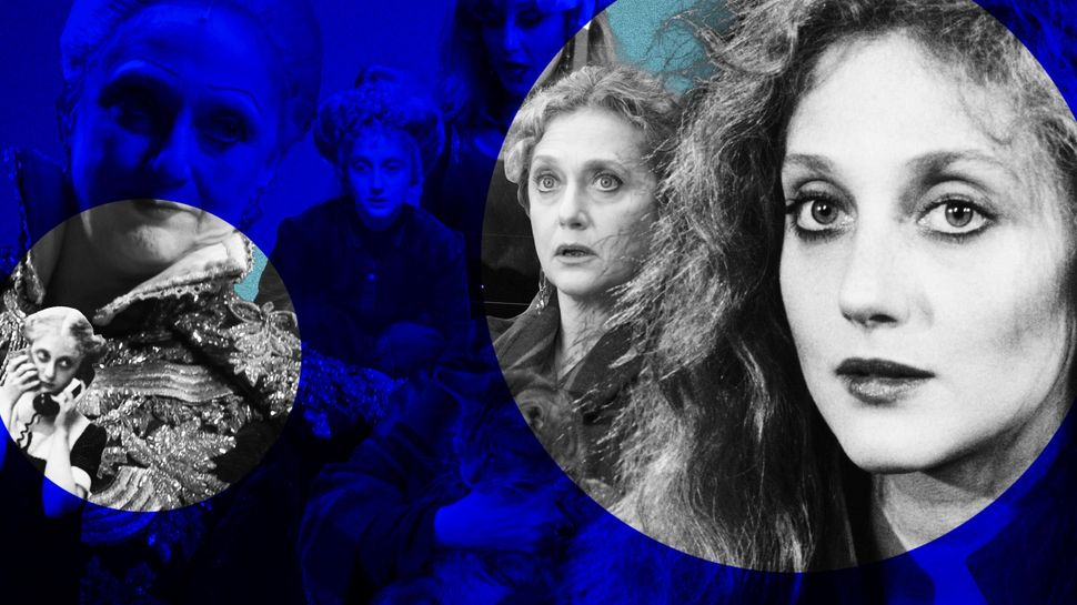 """Carol Kane, seen here in """"Dog Day Afternoon,"""" """"Wicked,"""" """"Hester Street,"""" """"Jumpin' Jack Flash,"""" """"Unbreakable Kimmy Schmidt"""" an"""