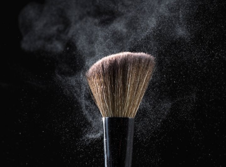 """Makeup brushes can be loaded with <a href=""""https://www.usatoday.com/story/tech/reviewedcom/2018/02/23/your-makeup-brushes-are-loaded-with-deadly-bacteriaheres-how-to-wash-them/110019298/"""" target=""""_blank"""" rel=""""noopener noreferrer"""">potentially deadly bacteria</a>."""