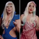 Lady Gaga recria seus looks mais icônicos para incentivar o voto na eleição presidencial dos