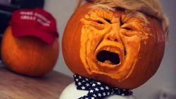 These Scary 'Trumpkins' Are On Brand For Halloween