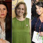 Tania Sánchez se convierte en 'trending topic' al tomar partido en la guerra entre Montero y Teresa