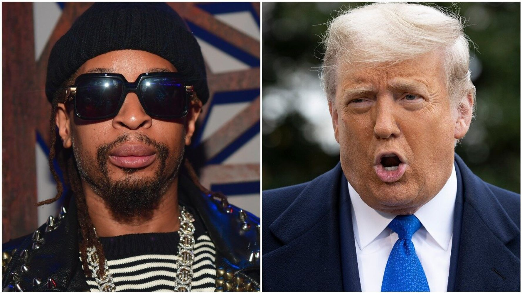 Lil Jon Responds With Just 4 Words When Asked To Endorse Donald Trump