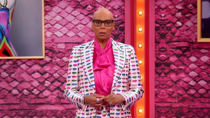 Make their living room into a catwalk with RuPaul
