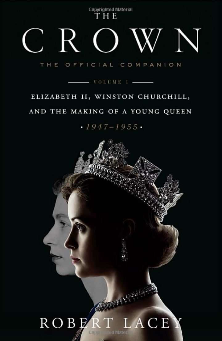 The Crown Official Companion