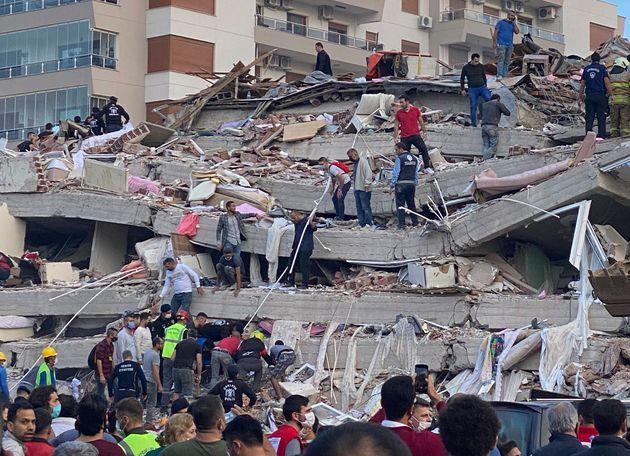 Τουρκία: Τουλάχιστον 170 μετασεισμοί σημειώθηκαν μετά τον μεγάλο σεισμό στο