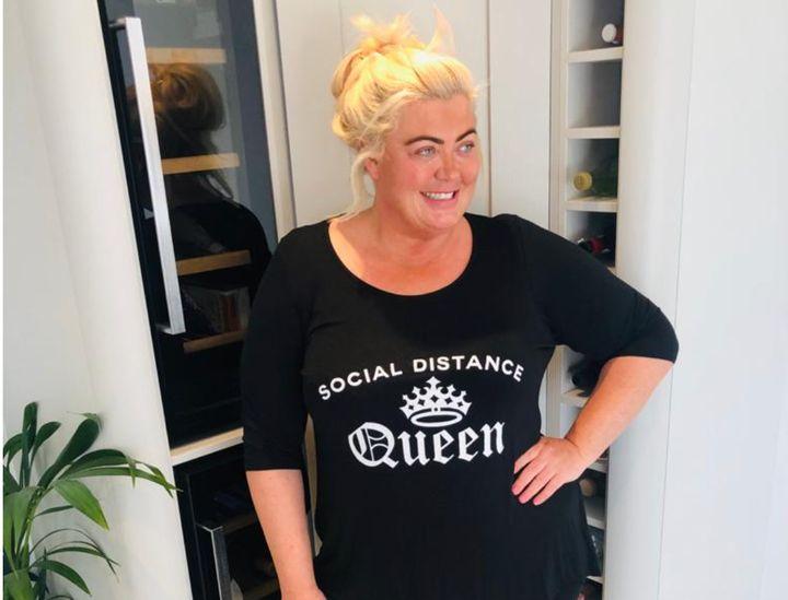 Gemma Collins t-shirt