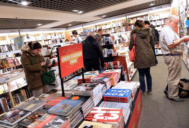 À partir du 31 octobre, les rayons livres de la Fnac seront fermés. (photo